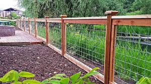 garden fence lowes. Image Of: Welded Wire Fencing Garden Fence Lowes