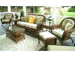 wicker patio furniture resin empire deep seat canadian tire