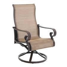 swivel patio chair swivel patio dining chair set of 2 swivel rocker patio chairs menards