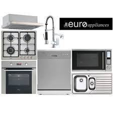Westinghouse Kitchen Appliances Westinghouse Electric Oven And Cooktop Combo Package Ppn778w