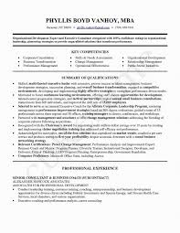 Career Change Resume Templates Inspirational Unique Expert