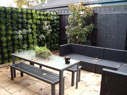 Small Picture No Grass Landscaping For A Small Space Gardens Backyards The