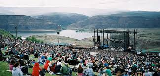 Gorge Amphitheater Seating Chart Gorge Amphitheatre Concert Tickets And Seating View Vivid