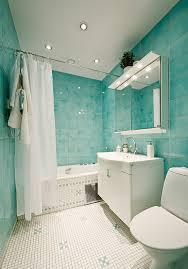 Aqua Bathroom Design | Small bathroom design - similar layouts with  different looks