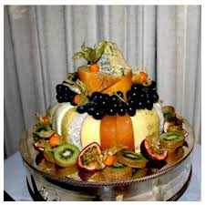 Wedding Cakes Made From Cheese Cool Cheese Wedding Cake Cheese Cake