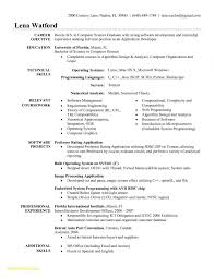 Software Engineer Resume Sample Download Cover Letter Example