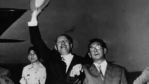 uphill battle for group that wants to save oskar schindler s german industrialist oskar schindler waves after his arrival in in 1962 to be honored