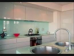 Image Glass Tile Backsplash Youtube Premium Youtube Backpainted Glass Backsplash For Kitchen New York Youtube