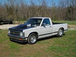 1989 Chevrolet S10 Pickup 1/4 mile Drag Racing timeslip specs 0-60 ...
