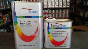 Supershine Clear Automotive Paints