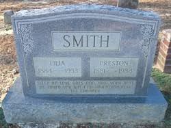 Lilia Smith (1884-1933) - Find A Grave Memorial