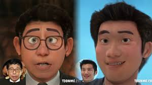 นักการเมืองไทยคนดังของไทยในลุค Disney