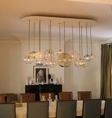 Dining Room Light Fixtures Modern Modern Dining Room Light With - Unique dining room light fixtures