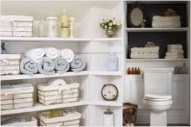 White Bathroom Cupboard Bathroom Storage Shelves Classic Elegant Metal Wall Mounted