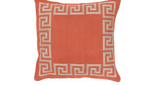 orange accent pillows. Keeper Of The Keys Orange Accent Pillow Pillows 1