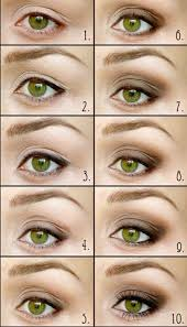 makeup for green eyes eyeshadow how to tutorials videos
