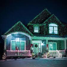 Star Motion Christmas Lights Laser Fairy Light Projection Christmas Lights Waterproof