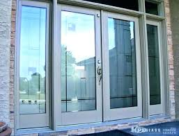 front doors with frosted glass frosted glass exterior door modern glass entry door glass front doors