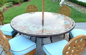 modern outdoor ideas medium size glass patio table replacement tables tempered nj winston patio table