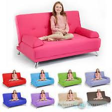 sofa beds for kids. Exellent Kids Image Is Loading ChildrensCottonTwillClicClacSofaBedwith In Sofa Beds For Kids