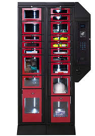 Logitech Vending Machine Inspiration IVM Offers Innovations Like Smart Vending And Locker Solutions For