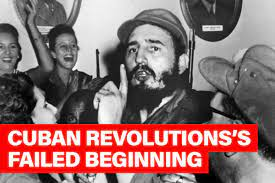 Fidel Castro Sets Spark To the Cuban ...