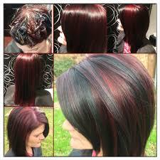 Pinwheel Hair Color 3 Colors It