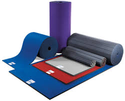 Tumbl Trak Flex Roll Carpet Bonded Foam for Gymnastics Cheer Dance