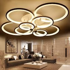 modern bedroom lighting ceiling. BLUE TIME Acrylic Modern Led Ceiling Lights For Living Room Bedroom Plafon Home Lighting Lamp Fixtures-in From I
