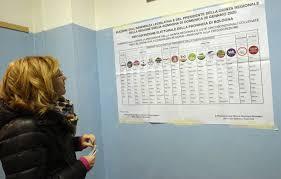 Regionali, la doppia sfida: boom dell'affluenza in Emilia ...