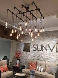 industrial chandelier lighting. 16 Or 20 Light Square Industrial Chandelier By IronLumberandLight Lighting I