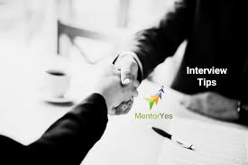 should you chat informally before an interview mentoryes interview tips