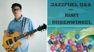 Kurt Rosenwinkel Use Of Light Talking Jazz Careers With Guitarist Kurt Rosenwinkel
