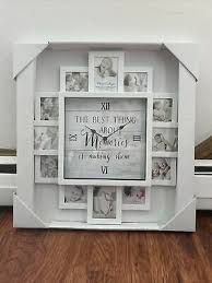 12 photo collage hanging wall picture