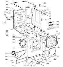 45 ge electric dryer parts diagram skewred rh skewred