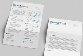 Mint Green Cover Letter   Resume by Harrell Design Studio on