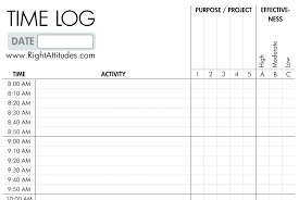 Employee Daily Activity Log Time Log Template Excel Free Tracking Spreadsheet Blood