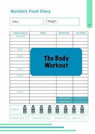 Weight Loss Surgery Chart You Just Had Weight Loss Surgery And You Want To Make Sure