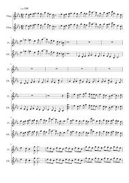 break my mind oboe flute musescore
