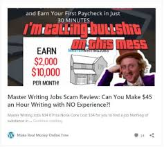 master writing jobs exposed learn how to spot writing scams master writing jobs learn to spot writing scams