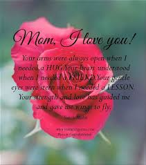 inspirational mothers day poems poems