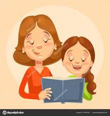 Resultado de imagen para dibujos de mama e hijo