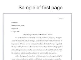 Academic Fair Research Paper Typing Requirements Typed And Double