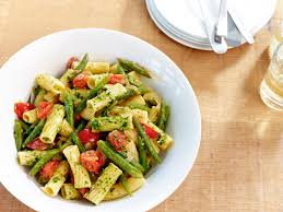 A serving of beans a day (about 3/4 cup) can measurably lower your cholesterol. Eating Pasta On A Low Cholesterol Diet