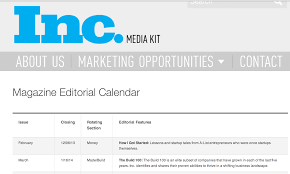 Create A Calendar Template The Complete Guide To Choosing A Content Calendar