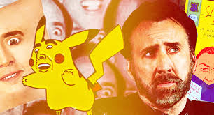 Nicolas Cage Emotion Chart Bizarre Nicolas Cage Merchandise Ranked From Most To Least