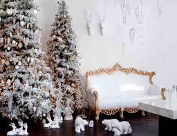 Xmas Living Room Decor Spectacular Christmas Living Room Decor With Over Valance Windows