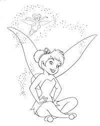 Peter Pan Kleurplaten Disneykleurplatencom