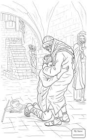 Parable of the Wedding Feast christianity bible coloring pages for ...