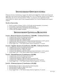 Festival Sponsorship Proposal Template Art Proposal Template ...